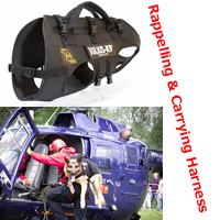 ユリウスRappelling & Carryingハーネス